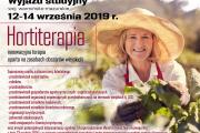 Hortiteriapia - wyjazd studyjny