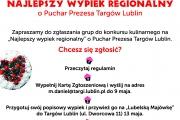 Lubelska majówka - KONKURS